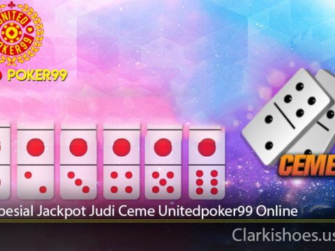 Kartu Spesial Jackpot Judi Ceme Unitedpoker99 Online